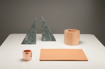 A Desk Set by Deniel Emma x Field