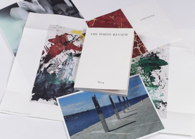 independent magazine series | The White Review by YC Chen
