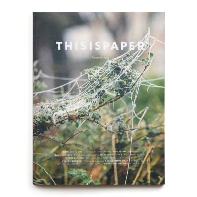 Thisispaper Magazine Inaugural Issue