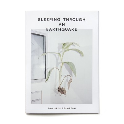 Sleeping Through An Earthquake / Brendan Baker & Daniel Evans