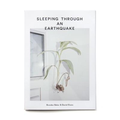 Sleeping Through An Earthquake / Brendan Baker & Daniel Evans