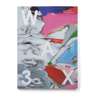 WAX MAGAZINE #3, TERRITORIES