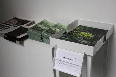 independent magazine series | Milliennium Magazines at MoMA by YC Chen